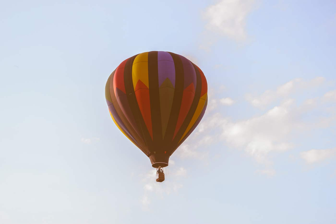 Lot balonem to świetny pomysł na prezent dla kogoś kto ma już wszystko.