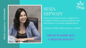 Sesja hipnozy Gdańsk
