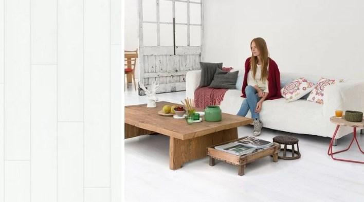 Panele Laminowane - jak dobrze wybrać białe panele