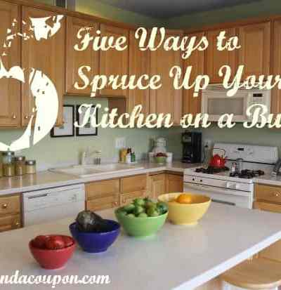 Clean Kitchen Cabinets With Essential Oil