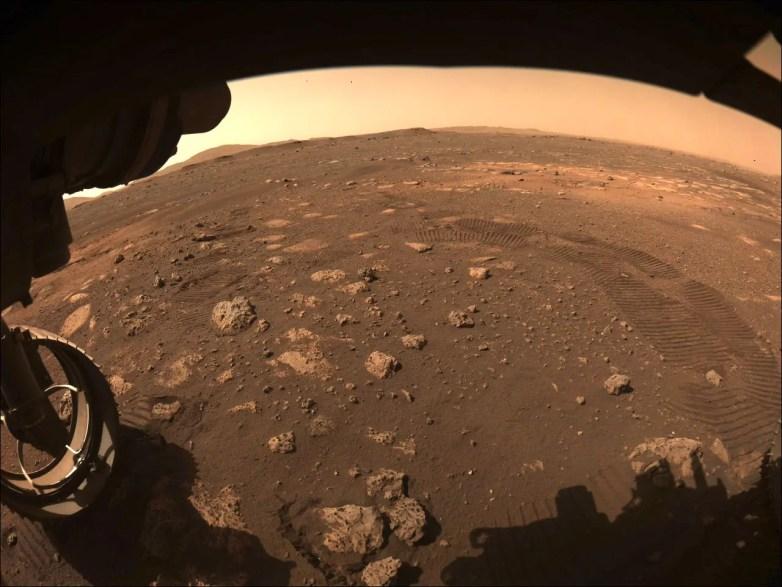 Oxygen found in Mars