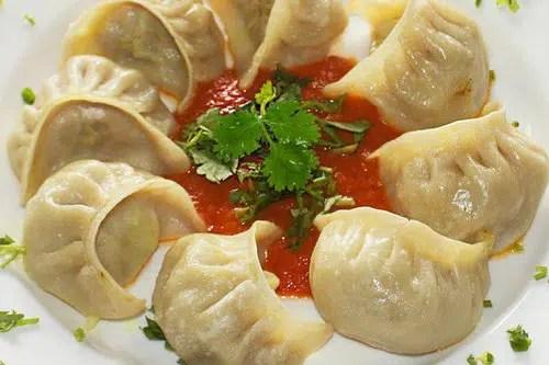 Vegetable Momos Recipe in Hindi