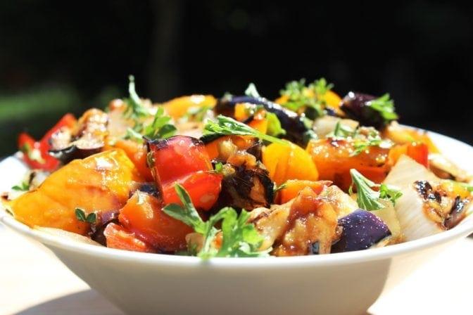 Glazed Vegetables
