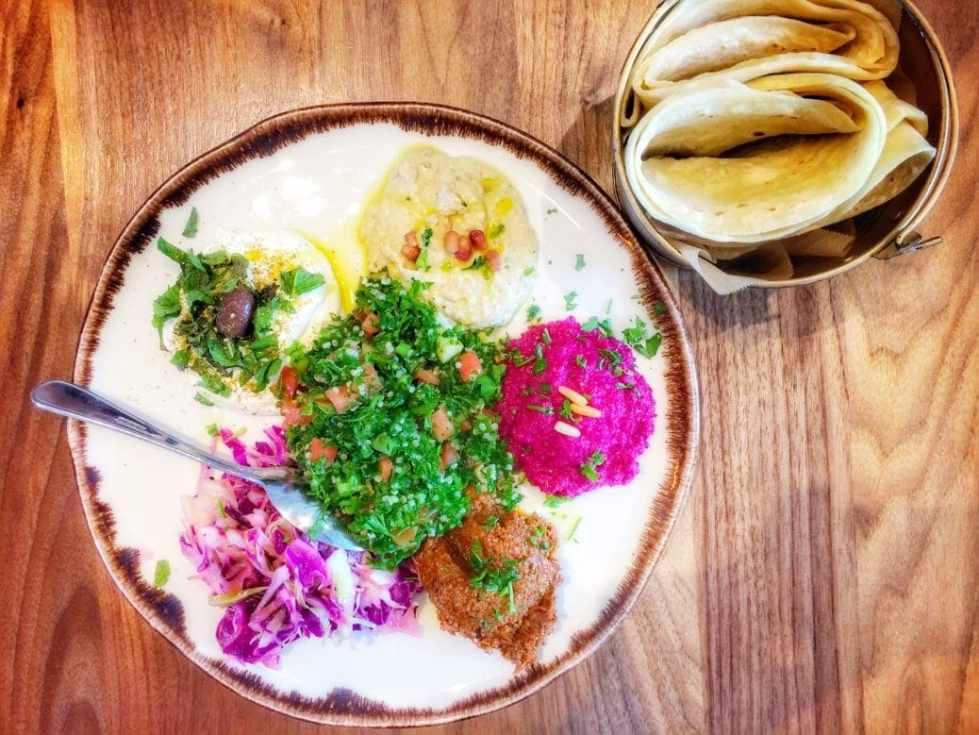 Souk Tabule Restaurant Review – Front St. E, Toronto