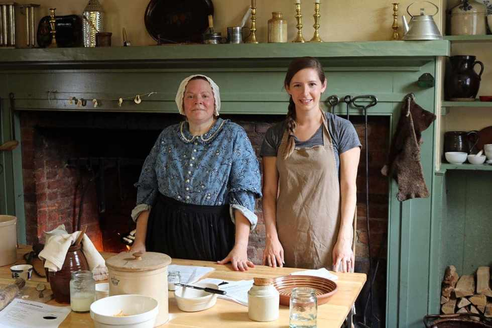 Gibson House Historical Cooking Workshops (Toronto, Canada)