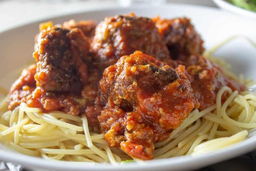 Great Italian Meatballs