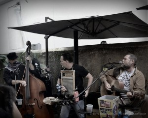 St. Augustine Florida - Dewey Via Band