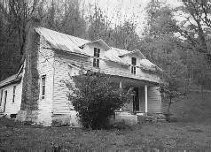 Original Butterfly Hollow Farmhouse