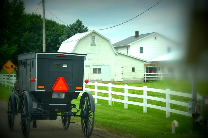 Goshen is Amish Country.