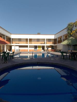 hôtel el Paraiso del Desierto