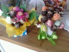 Flower Pops