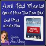 April iPad Mania