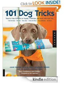 Dog book on Kindle