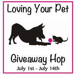 loving your pet giveaway hop
