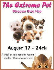 Extreme Pet Bloggers Blog Hop 180x232