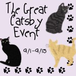 Bloggers with Cats Check out this Event!