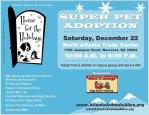 Atlanta Animals Alive Home for the Holidays Super Pet Adoption Event #Atlanta