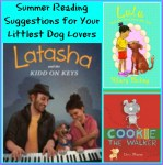 Summer Reading suggestions for your littlest dog lover