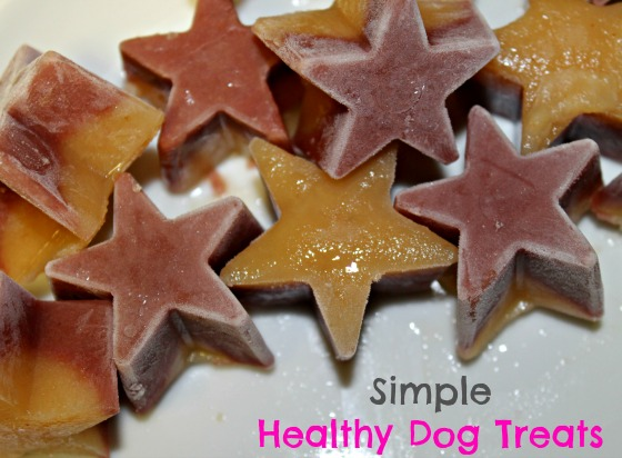 Simple Healthy Dog Treats