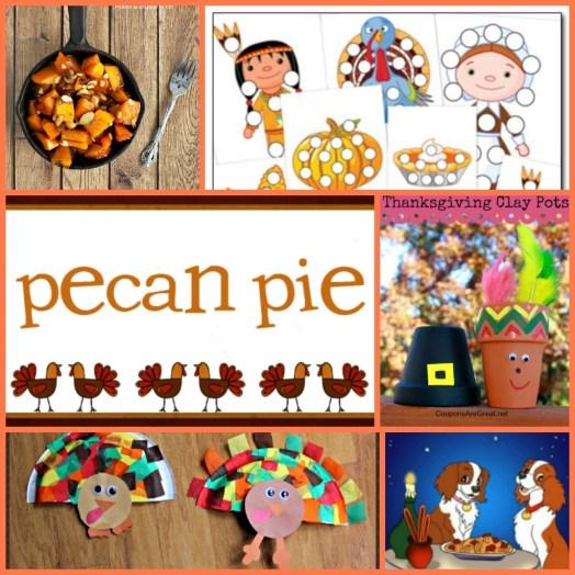 Inspire Us Tuesdays - Thanksgiving Decor