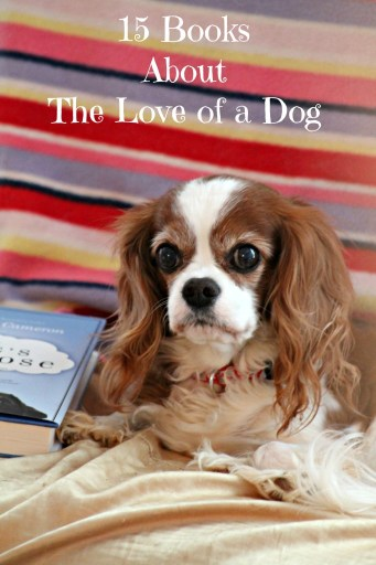15 Books About The Love of a Dog Perfect to Read on Valentine's Day