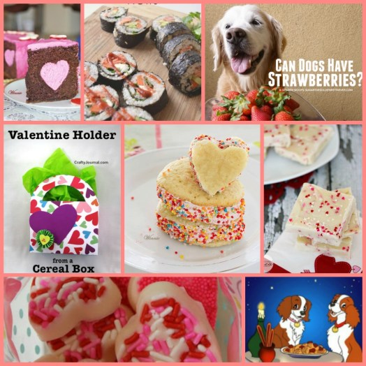 Inspire Us Tuesdays - Valentine Inspiration
