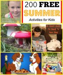 Inspire Us Tuesdays – Summer Activities