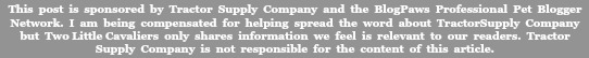 Tractor Supply Disclosure