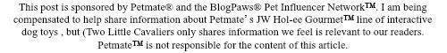 Petmate sponsored post disclosure