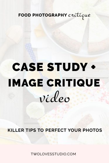 Food Photography Image Critiques. Watch this critique video for Killer Tips To Improve Your Food Photography. Click to watch.