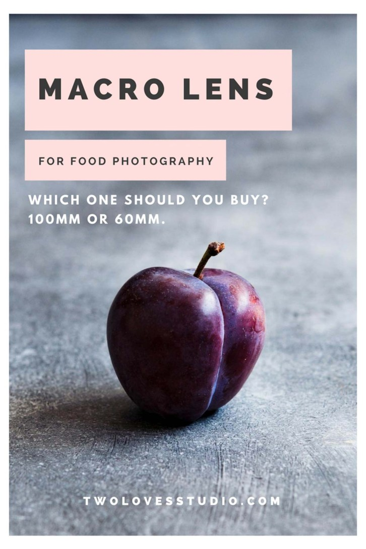 Which Macro Lens for Food Photography Should You Buy?