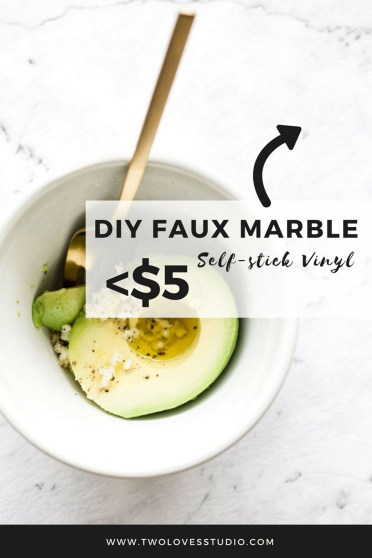 DIY Faux Marble Backgrounds for Food Photography <$30. Use these three super cheap ideas to make those marble food photography backgrounds of your dreams for a fraction of the price! Click to read.