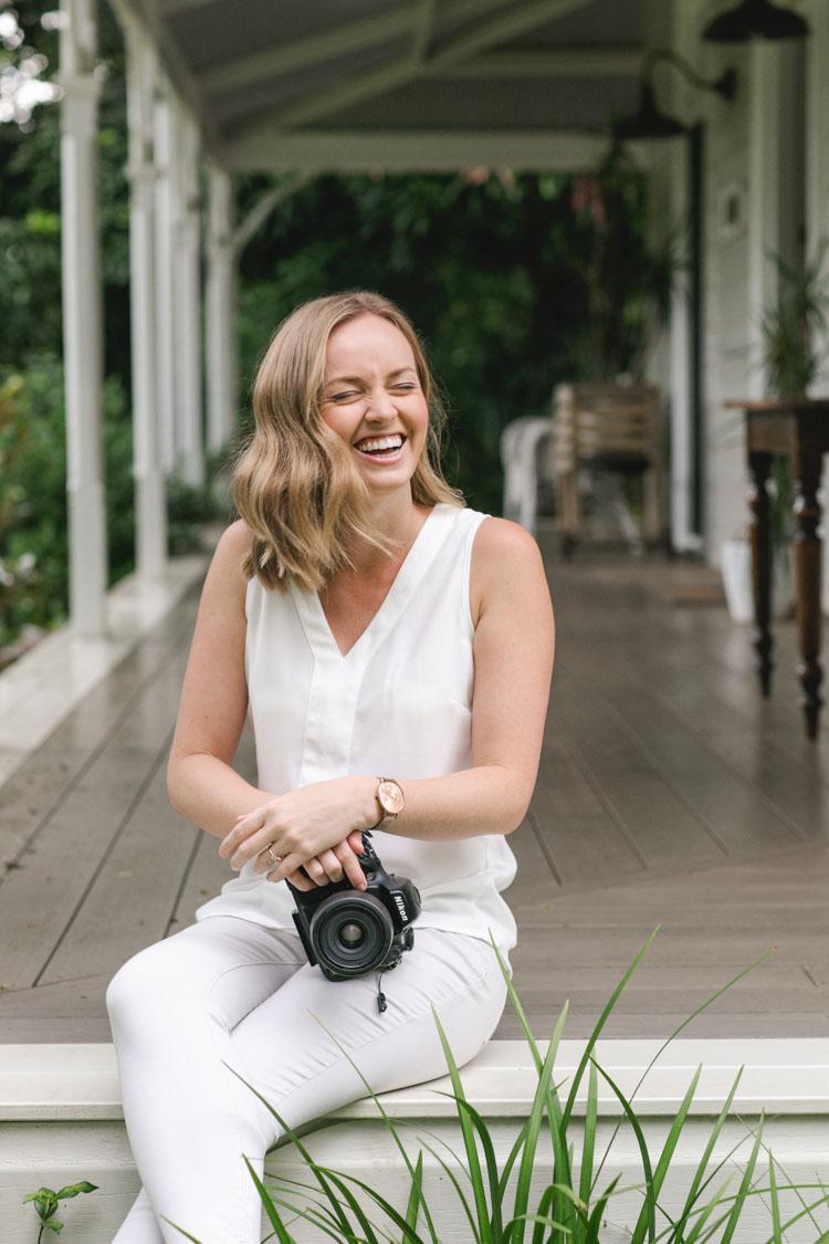 Rachel Korinek Food Photographer.