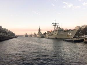 Statki marynarki wojennej