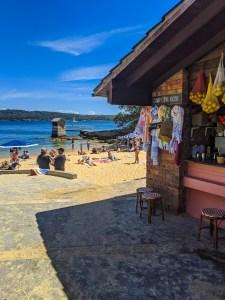 sklepik na plaży