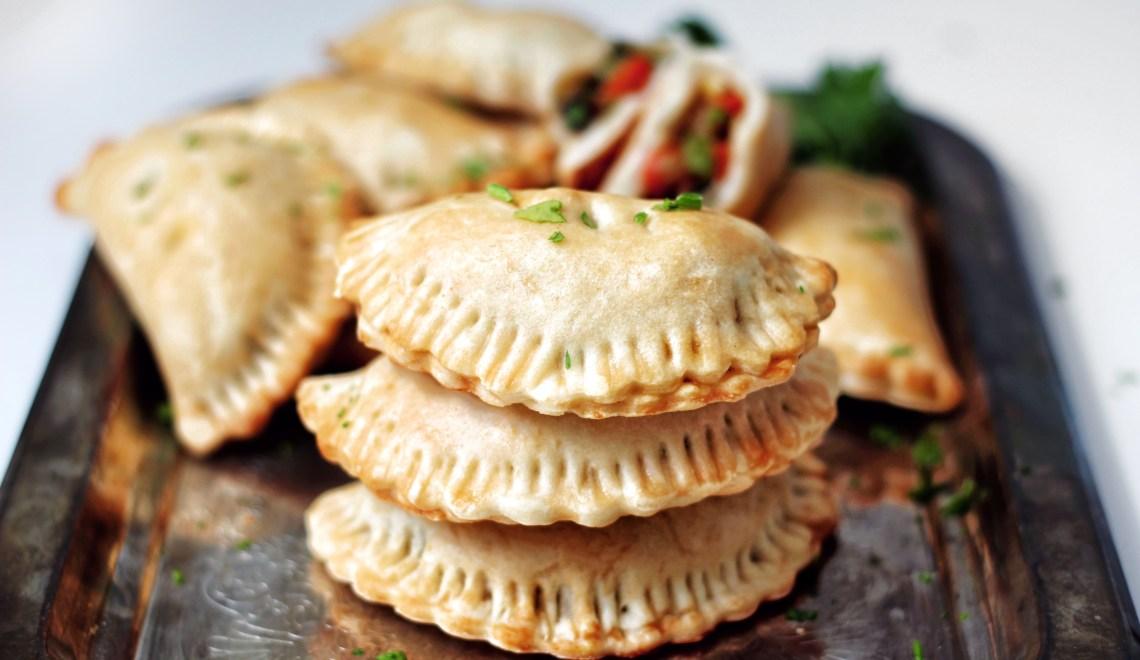 vegetable hand pies