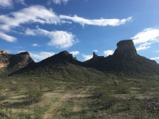 Image: Saddle Mountain