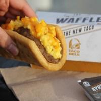 Yo Quiero... Waffle Taco?