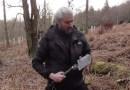 Chafon Compact Camping Shovel Kit