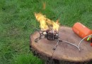 Booster +1 Multi-Fuel Camping Stove