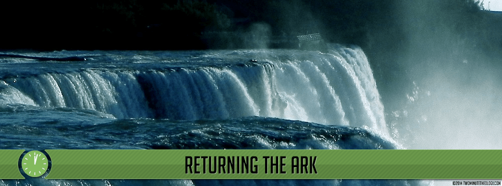 The Philistines and the Cart: Returning the Ark