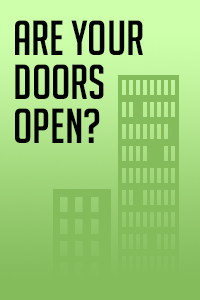 Are your Doors Open - Community