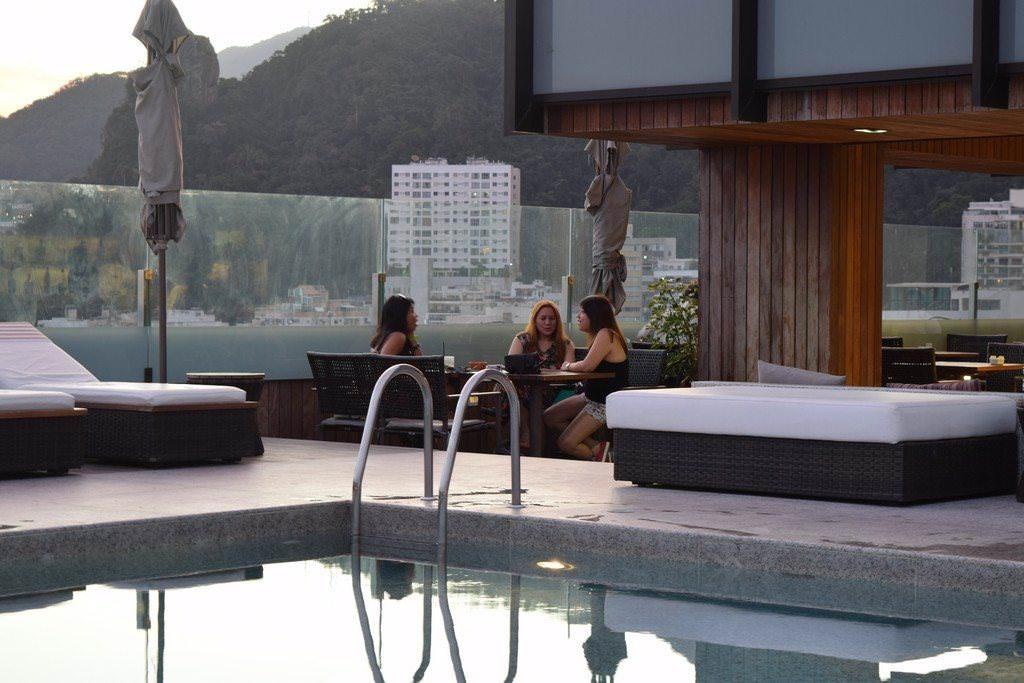 Rio de Janeiro - Accommodation - Porto Bay - Copacabana - Brazil