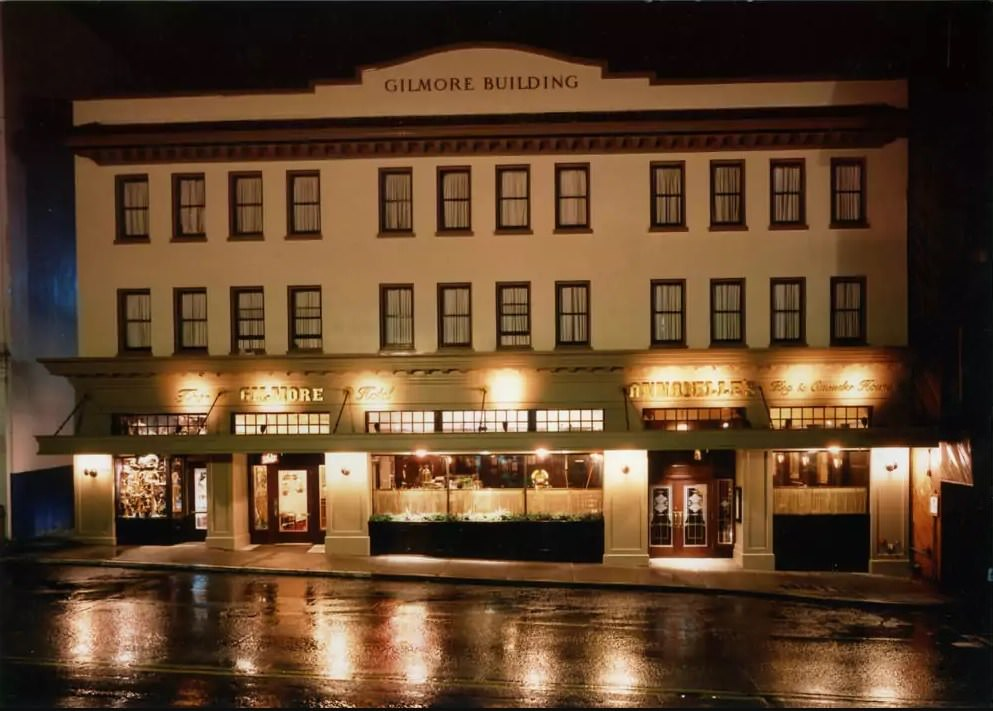 Ultimate List of Best Cheap Hostels for Backpackers in Ketchikan, Alaska, Gilmore Hotel Ketchikan
