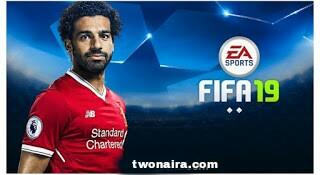 FIFA 19 Apk Mo Salah
