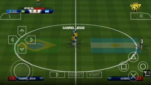 Pes 18 gameplay