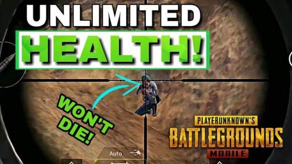Pubg Unlimited Health Mod APK