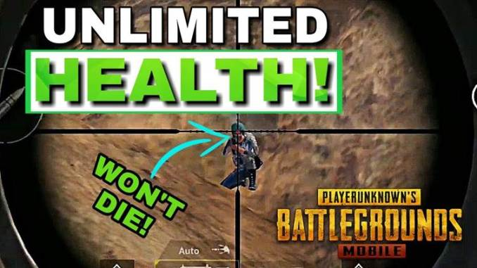 Pubg Unlimited Health Mod APK