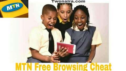 MTN free browsing cheat 2019