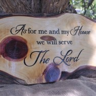 cedar sign christian